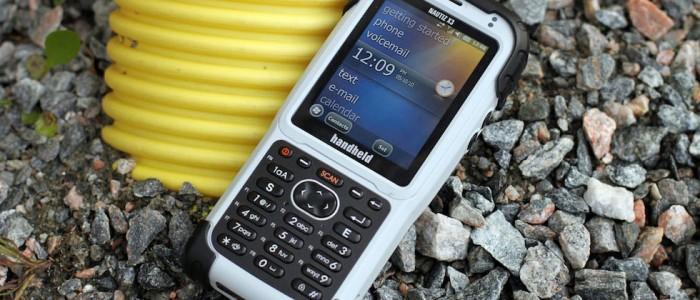 Nautiz X3 Rugged PDA